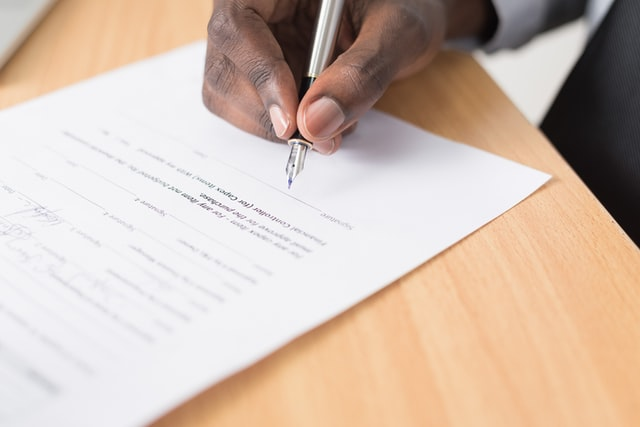 The Basics of a Real Estate Agreement of Sale